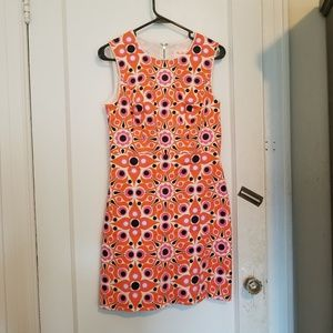 Kate Spade geometric dress